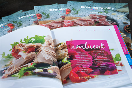 Premier Quality Foods Brochure Download - Wholesale Food Suppliers