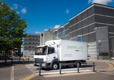 Wholesale Food Delivery Leeds
