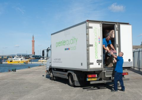 Wholesale Food Delivery Lincolnshire