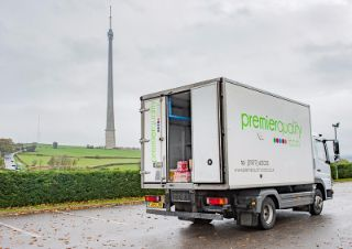 Wholesale Food Delivery West Yorkshire