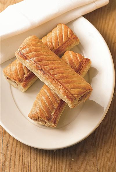 Baked Rolls, Pies & Pasties