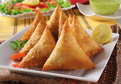Asian Savouries
