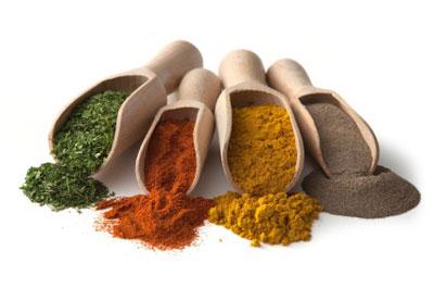 Herbs, Spices & Seasoning
