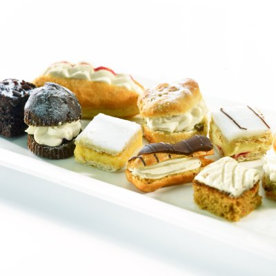 Individual Cakes & Desserts